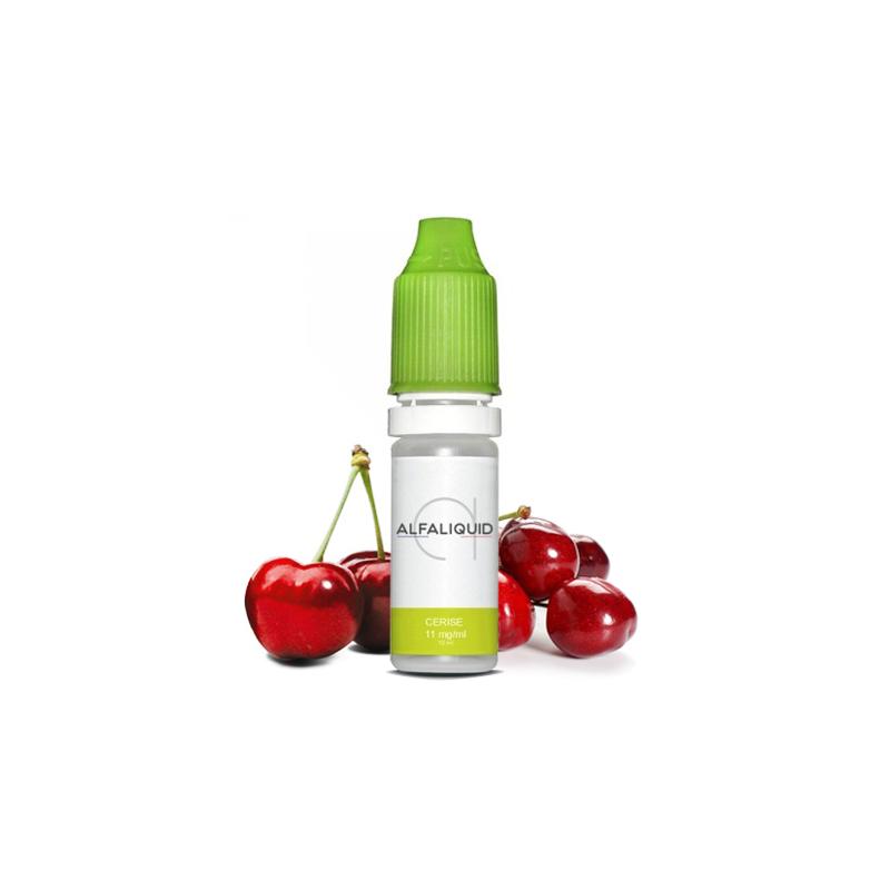 E-liquide saveur Cerise - ALFALIQUID