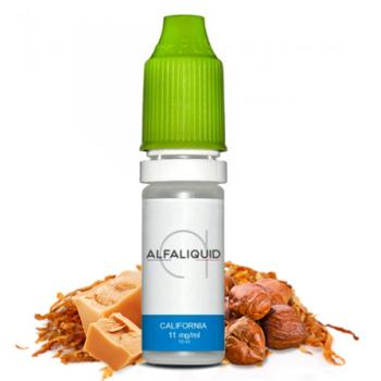 E-liquide saveur Tabac California - ALFALIQUID