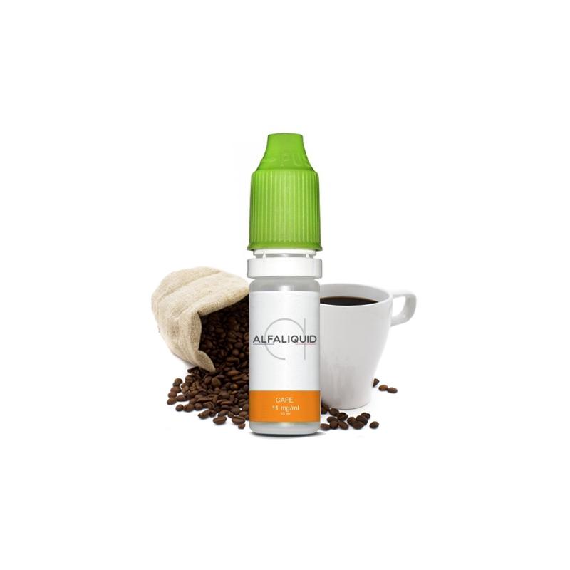 E-liquide saveur Café - ALFALIQUID