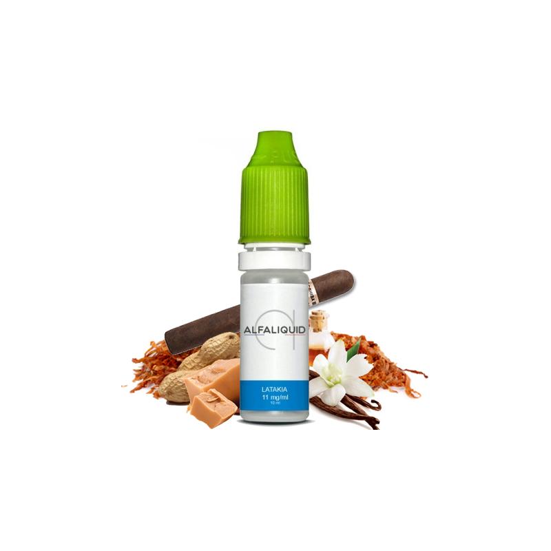 E-liquide saveur Tabac Latakia - ALFALIQUID