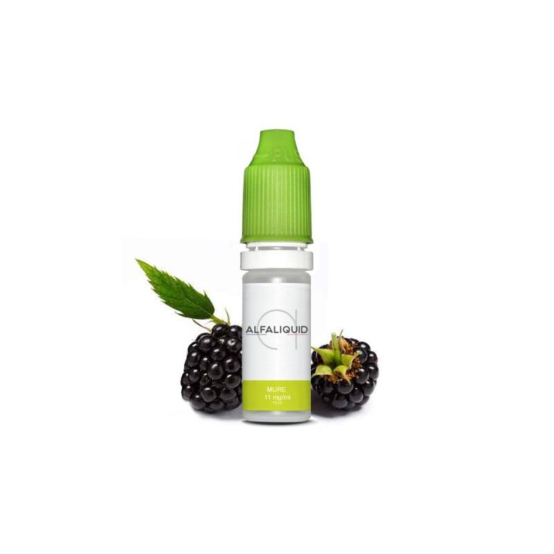 E-liquide saveur Mûre - ALFALIQUID