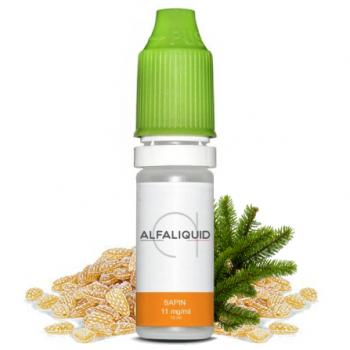 E-liquide saveur Sapin - ALFALIQUID