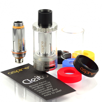 Clearomiseur CLEITO 3.5ml ASPIRE