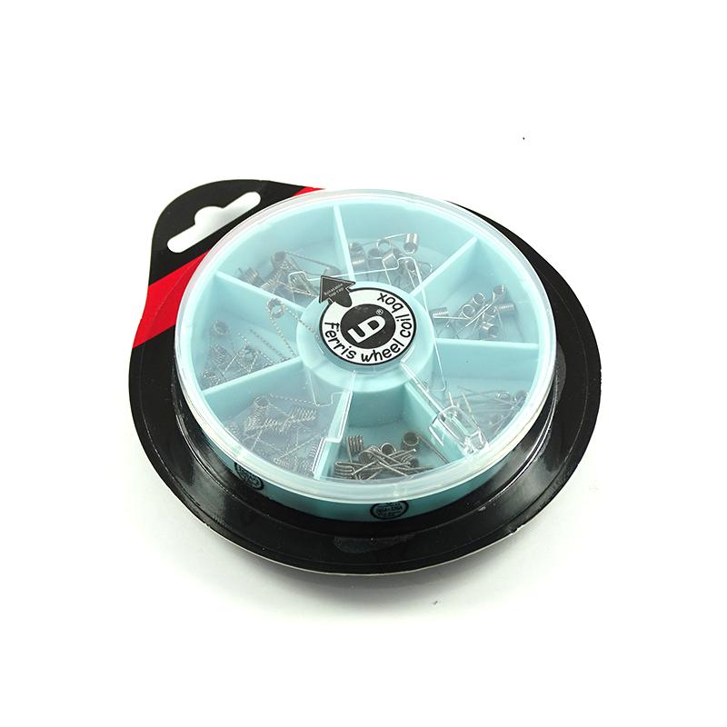 Ferris Wheel Coil Box - UD