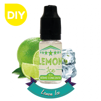 Arôme Lemon Ice 10ml - Concentré DIY VDLV
