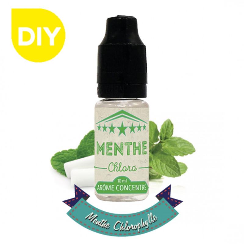 Arôme Menthe Chloro - Concentré DIY VDLV