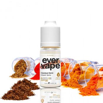 Tabac epicé classique - EVER VAPE