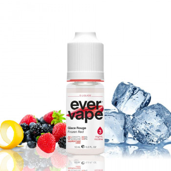 Glace fruits rouges - EVER VAPE