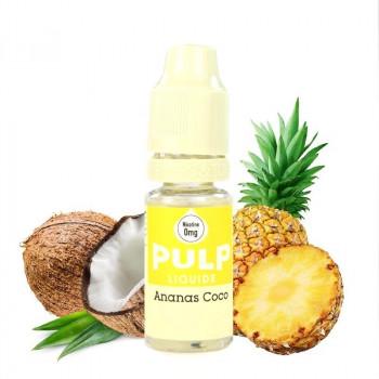 E-liquide L'ANANAS COCO - PULP