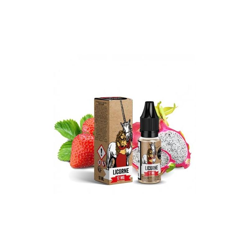 E-liquide Licorne - Curieux