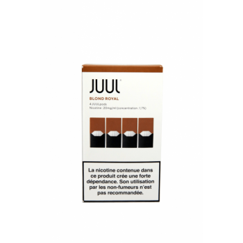 Juulpods blond Royal