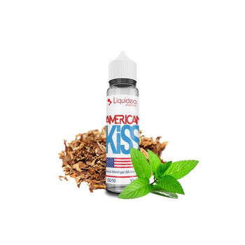 American Kiss 50 ml - Liquideo