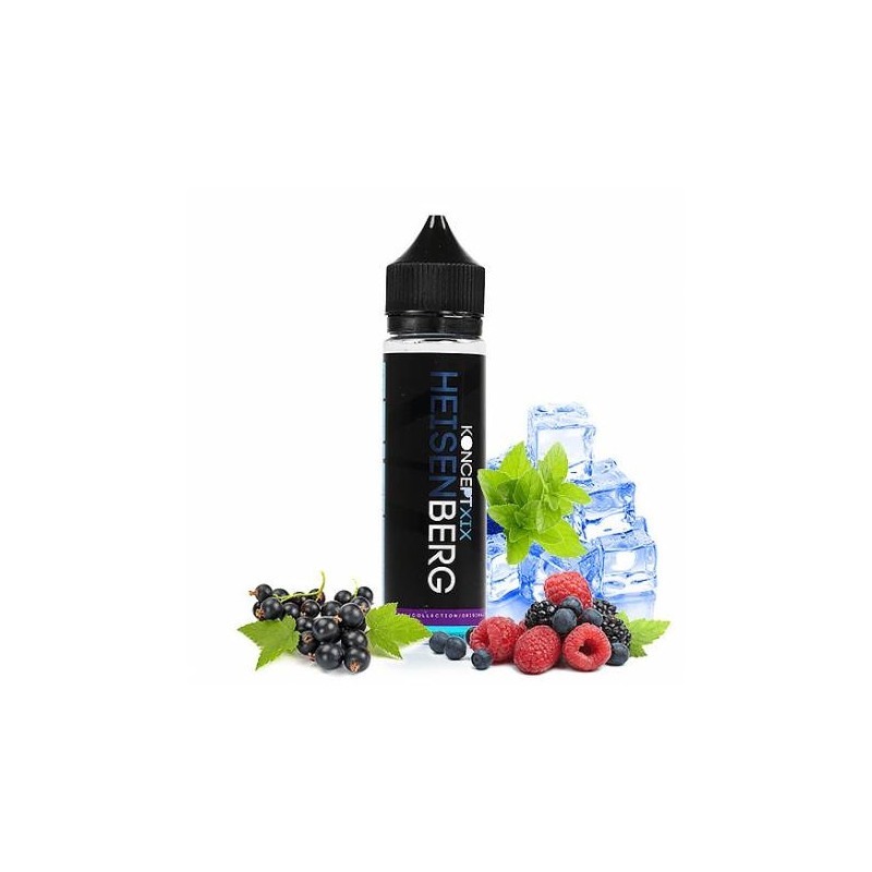 E-liquide Heisenberg 50 ml - VAMPIRE VAPE