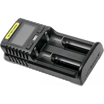 Chargeur d'accu UMS2 2 - Nitecore