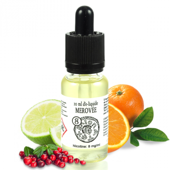 E-liquide Mérovée promotion - 814