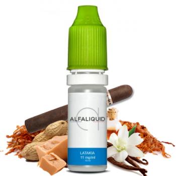E-liquide Latakia promotion - ALFALIQUID