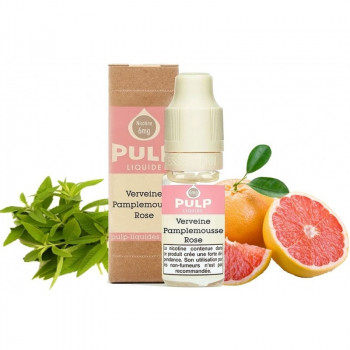 E-liquide VERVEINE PAMPLEMOUSSE ROSE - PULP