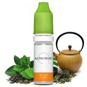 E-liquide Thé Vert promotion - ALFALIQUID