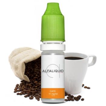 E-liquide Café promotion - ALFALIQUID
