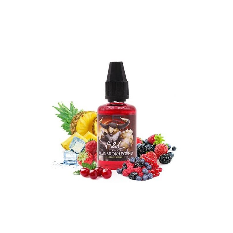 Concentré 30 ml Ragnarok Legend - Ultimate