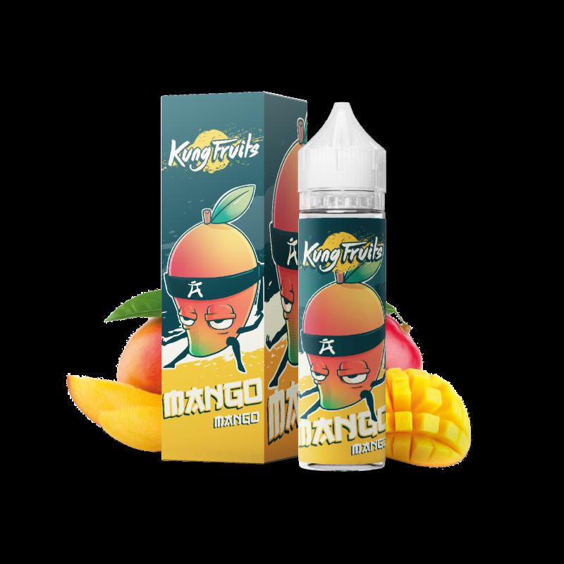 E-liquide Mango 50 ml - Cloud Vapor
