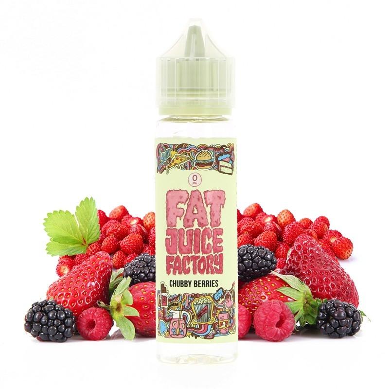 Chubby Berries 50 ml - Pulp
